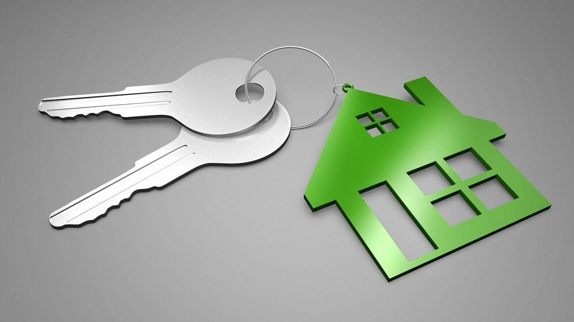 sleutels huis